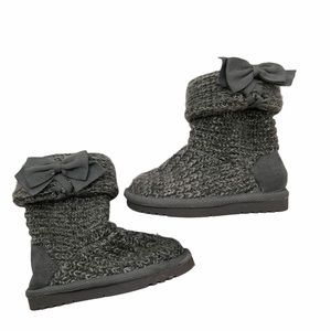 5/$20 Jumping Beans Grey knit boots